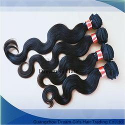 Designer professional glamourous 100% mongolian hair