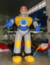 Good quality hot selling inflatable sasquatch cartoon