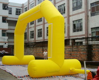 Popular customized attractive event inflatable arch