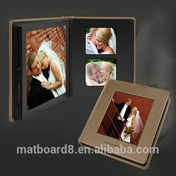 PVC sheet for photo album wholesale wedding albums in China