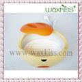waxkiss caliente de la venta de parafina cera olla caliente para el tratamiento de la mano