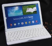 For Samsung Galaxy Note 10.1 wireless Bluetooth Keyboard case