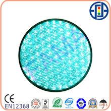 300mm Green LED Traffic Signal Module With Cobweb Lens
