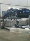 2 poles auto parking machine /car service equipment