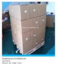 High quality inkjet pvc sheets produced in Jiangyin Longsheng