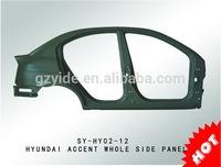 top auto parts manufacturer make panel for hyundai auto parts korea