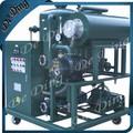 montado en un trailer de aceite del transformador planta de tratamiento