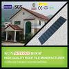 long span asphalt fiber corrugated metal roofing sheet