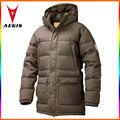 安い暖かい2014年重い冬のコート男性用