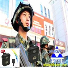 High Quality Police Portable Dvr Camera, two way audio,GPS , walkie talkie(optional)