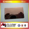 Mellow AISI ASTM 304 Stainless Steel Metal PVD/LIC Sheet Foshan Manufacturer
