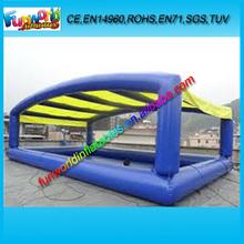 New Funny EN14960 Giant Water Pool Roof, Inflatable Water Pool Tent, Inflatable Pool With Roof From China (FUNIP1-030)