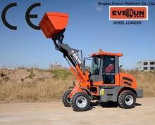 EVERUN ER10 Multi-Function used bobcat skid steer loader