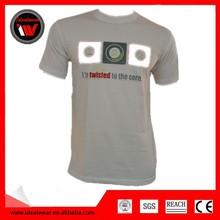 90 cotton 10 spandex t shirts blank organic cotton t shirts