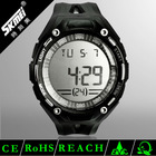 Stylish 3ATM Water Resistant Watches Plastic Men Digital Alarm Watch