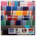 "[Catalog] yarn dyed shirting fabric cotton nylon spandex 60S*40D+20D 80gsm 69%C,28%N,3%SP 57-58"""