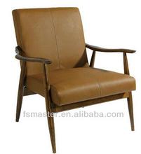 Arm Sofa New design modern solid wood sofa