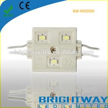 High brightness White red green blue led emergency lighting module billborad lighting CE ROHS