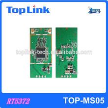 signal king ralink RT5372 2T2R 3.3V embedded usb wireless module 802.11b/g/n standard