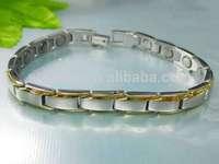 fashion gold energy balance bracelet for man