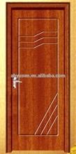 pvc bathroom door good price , Middle East Region hot selling pvc wood door,good quality MDF wood door