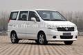 Hot vente dongfeng passagers voiture 7 sièges left hand drive/conduite à droite