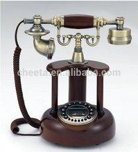antique wooden telephone desk stand designs