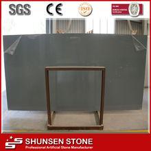 Supply Engineering Big Slab Grey Artificial Quartz Stone QZ301