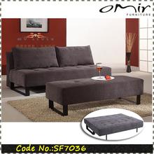 modern carved wood leather sofa set