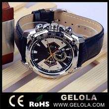 New Design Brand Quartz Business Wrist Alloy chronograph watch