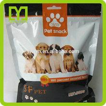 Yiwu China printed dog food packing bag