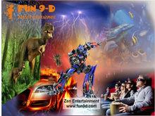 2014 Hot sale 5d cinema/amusement park games factory/Exciting 5d cinema cabin for sale
