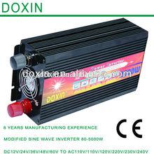 ac dc inverter 24v 220v 2000w inverters high capacity