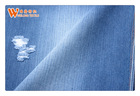 B1369-A 2014 Spring Canton-Fair Hot Model Latest Design Wrinkled Straight Denim Pants 100% Cotton Men Jeans