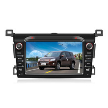 china supplier accessories toyota rav4 with car dvd player gps Toyota Highlander Vio Yaris Toyota Reiz Corolla Rav4