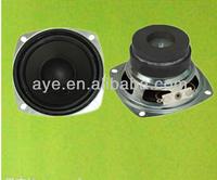 78mm 4ohm 8w bottle cap speaker