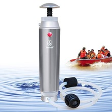 soldier water purification portable water filter 0.1 micron ceramic