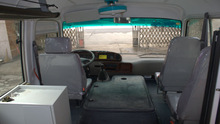 Left Hand Drive 14 Seats Diesel Engineering Van