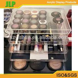 Best sale Acrylic make up storage,plexiglass box