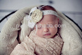 Baby 75cm*50cm cordón swaddlings foto del bebé de apoyos para bebés de la fotografía envuelve cordón con estiramiento