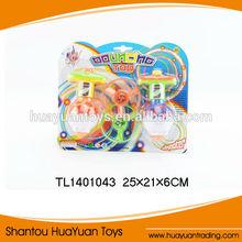 Handlebar Plastic Spinning Top Toys Peg--top Toys Educational Toys