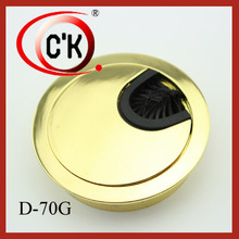 C'K hardware metal oval grommets decorative grommets grommet with brush
