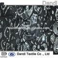 Mais Popular bela tecidos bordados Beads lantejoula