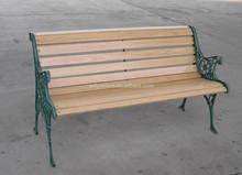 outdoor cast iron garden bench