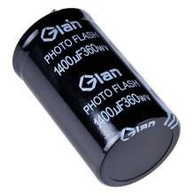 360wv1400uf flash capacitor factory low ESR electric capacitor