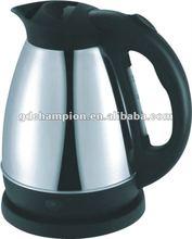 110v 1.5L ETL CEL cheap and high quality champion MEK 006 stainless steel hot selling 2014 home appliance kettle