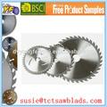 La exportación de los tipos de hojas de sierra circular para corte en seco de piedra/para el corte de acero inoxidable/para madera/para corte de aluminio
