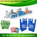 20-120gsm material para o saco carreg o saco que faz máquinas para embalagens biodegradáveis sacos de multifunções