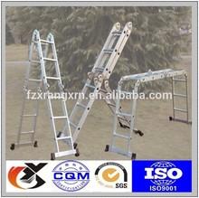 Multi-purpose Aluminum Ladder Tree Stand /Folding Aluminum ladder