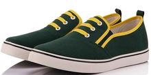 men canvas injection shoes wenzhou shoes